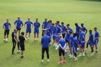AHMET ŞAHIN - Karabükspor, Gençlerbiliği Maçının Hazırlıklarını Tamamladı