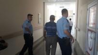 ADıYAMAN ÜNIVERSITESI - Kendisine Zarar Veren Şahıs Hastaneye Kaldırıldı
