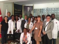 JINEKOLOG - Kongolu Sağlık Personeline Ankara'da Eğitim Programı