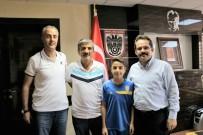 TALİSCA - Küçük Deha Milli Takım'a çağrıldı