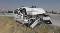 Kulu'da Trafik Kazası Açıklaması 3 Yaralı