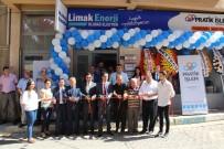 Limak Uludağ Elektrik, Biga YİM'i Açtı