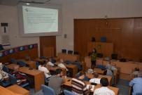 SOSYAL YARDIM - Madde İle Mücadele Eğitimi Verildi
