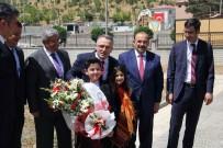 NACİ AĞBAL - Maliye Bakanı Ağbal Bitlis'te