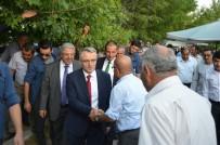 ARİF KARAMAN - Maliye Bakanı Naci Ağbal'dan Adilcevaz'a Ziyaret