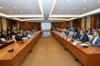 ÇALıŞMA VE SOSYAL GÜVENLIK BAKANLıĞı - Memur-Sen'den Toplu Sözleşme Masasında 'Helal Gıda Sertifikalı' Dondurma İkramı