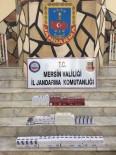 FıNDıKPıNARı - Mersin'de 149 Paket Kaçak Sigara Ele Geçirildi