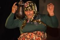 TİYATRO OYUNU - Mersin'de Tiyatroya Gitmeyen Kalmayacak