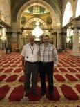 ÖMER CAMII - MÜSİAD Şube Başkanı Kalan Mescid'i Aksa İçin Kudüs'e Gitti