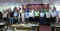 TAKVİM - Nazilli Ticaret Odası Üyeleri TDK Yetkilileriyle Buluştu