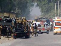 PAKISTAN - Pakistan'da polis aracına saldırı: 2 ölü