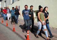 ŞAFAK OPERASYONU - Şafak Operasyonunda Gözaltına Alınanlar Adliyeye Sevk Edildi