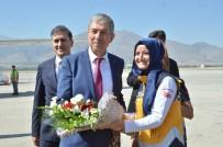 SAĞLIK TURİZMİ - Sağlık Bakanı Demircan, Erzincan'da