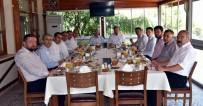 TOPLU TAŞIMA - Salihli'de Ulaşımda Dönüşüm Toplantısı