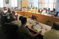 ESNAF ODASı BAŞKANı - Samsun'da Okul Servislerine Zam Yok