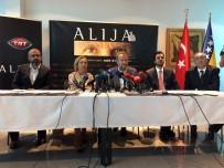İBRAHIM EREN - Saraybosna'da 'Alija' Mini Dizisi Tanıtıldı