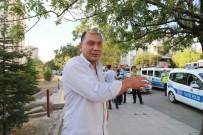 ŞÜPHELİ ÖLÜM - Savcının Arabasına Çarpan Alkollü Sürücü Polise Zor Anlar Yaşattı
