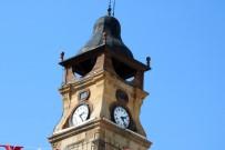 TARİHİ SAAT KULESİ - Tarihi Saat Kulesi Artık Zamanı Göstermiyor