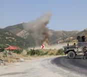 BOMBA İMHA UZMANLARI - Teröristlerin Tuzakladığı Patlayıcı Son Anda Fark Edildi