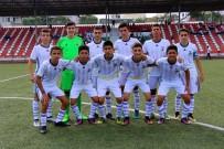 TFF Lefke Cup U15 Futbol Turnuvasının İlk Günü Sona Erdi