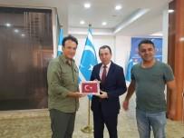 ÇEKIM - TKÜUGD Başkanından Irak Ziyaretleri