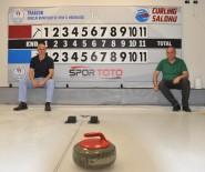 OLİMPİYAT ŞAMPİYONU - Trabzon Olimpik Curling Salonu'na Kavuştu