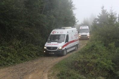 Trabzon'dan üzücü haber geldi! 1 Astsubay şehit, 2 yaralı