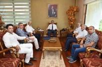 İŞADAMLARI - Vali Su'ya Hayırlı Olsun Ziyaretleri Sürüyor
