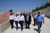 ALPARSLAN TÜRKEŞ - Viranşehir Heyeti Karaman'a Geldi