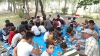 ERDEMIR - Yaz Kursunu Tamamlayan Çocuklar Şelaleyi Gezdi