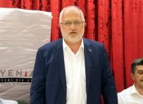 KAPITALIST - Yeni Bir Dünya Sanayici Ve İş Adamları Derneği Genel Başkanı Selman Esmerer Açıklaması