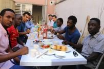 BURKINA FASO - Afrikalı Öğrenciler 'Kardeşlik Kahvaltı Sofrası'nda Buluştu