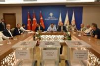 MURAT YILDIRIM - AK Parti'de Temayül Maratonu Başladı