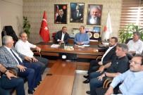 HARUN KARACAN - AK Parti Genel Başkan Yardımcısı Karacan Aksaray'da