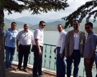 DENİZ YILDIZI - Almus Barajı'nda Kano Yarışmaları Yapılacak