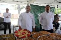 Aşçılık Festivalinde 63 Yörenin Ürünleri Tanıtıldı