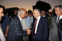 VEDAT DEMİRÖZ - Bakan Ağbal'a Davullu Zurnalı Karşılama