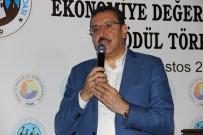 Bakan Tüfenkçi, Ürgüp'te Ekonomiye Değer Verenler Ödül Törenine Katıldı