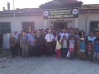 KITAPLıK - Başkan Nehir, Yaylıcalı Gençlerle Buluştu