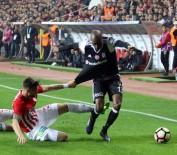 CÜNEYT ÇAKıR - Beşiktaş İle Antalyaspor Süper Lig'de 43. Randevuda