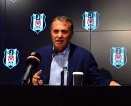 SES BOMBASI - Beşiktaş Üzerinde Oynanan Oyunları Görmüyor Değiliz'