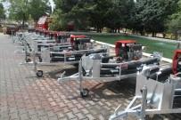 SEL BASKINI - Büyükşehir İftaiyesi 20 Adet Su Tankeri Aldı