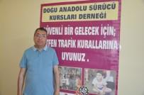 Doğu Anadolu Sürücü Kursları Başkanı Ceyhan, Sürücüler Uyardı