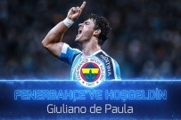 ZENIT - Fenerbahçe Giuliano'yu Böyle Açıkladı