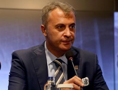 Fikret Orman'dan Beşiktaşlılar'a çağrı