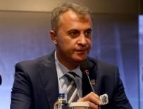 FİKRET ORMAN - Fikret Orman'dan Beşiktaşlılar'a çağrı