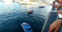 DENİZ POLİSİ - Galata Köprüsü'nden Atladı