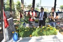KıRKPıNAR - Güreşler Öncesi Halk Başpehlivanlara Altın Taktı