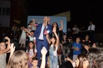 AHMET ATAÇ - Halk Konseri Bu Kez Kumlubel Mahallesinde Gerçekleşti