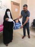 BEBEK BAKIMI - Hoşgeldin Bebek Projesi Kapsamında 456 Bebeğe Çanta Hediye Edildi